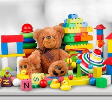 pallets de juguetes en liquidacion
