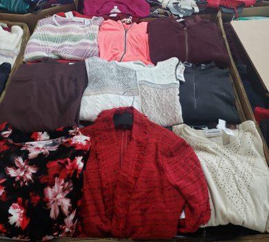 ropa de invierno mixta mayoreo